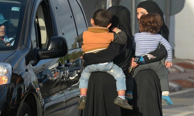 HCP: Plus d'un réfugié sur 2 au Maroc est d'origine syrienne