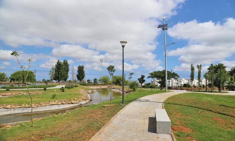 Tamesna: Le Grand Parc ouvre officiellement ses portes
