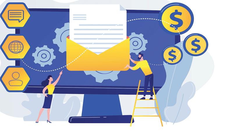 CRM4YOU permet aux entreprises de centraliser toutes les données de leurs clients et prospects, professionnaliser et automatiser l'échange avec leurs clients…
