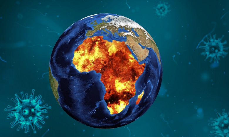 """Covid-19 : la troisième vague menace d'être """"la pire"""" en Afrique"""