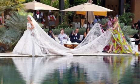 Oriental Fashion Show: Marrakech fête la magie de l'Orient