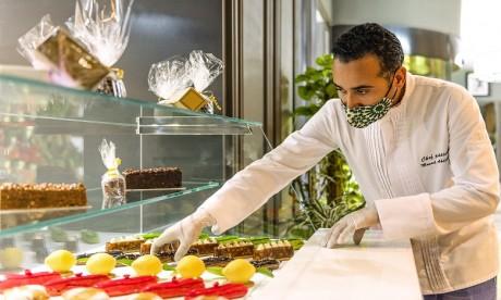 «Lila pâtisserie», le nouveau concept culinaire de Radisson Blu Hotel