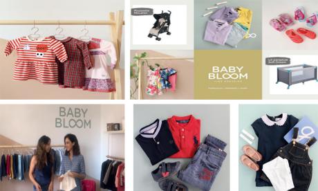 «Babybloom Maroc», un vide-dressing pour enfants