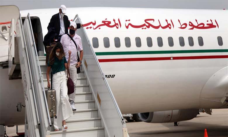 Affluant en masse à la mère patrie, les Marocains du monde disent toute leur reconnaissance à S.M. le Roi