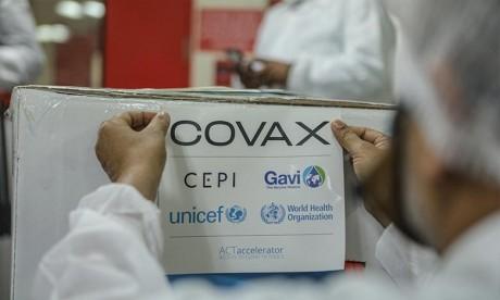 FMI: un  Plaidoyer pour un nouvel engagement pour l'équité vaccinale lancé