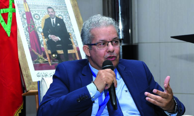 Ahmed Laamoumri.Ph. Saouri