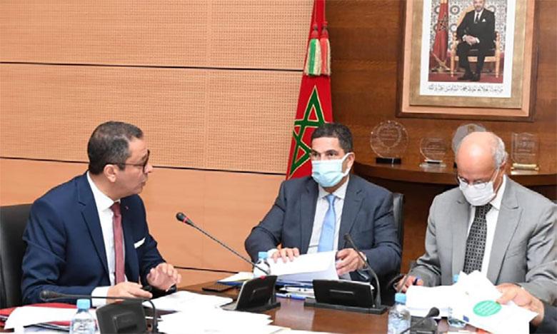Saaïd Amzazi s'attelle à l'adaptation des projets prévus dans la loi-cadre  51-17 avec les conclusions de la CSMD