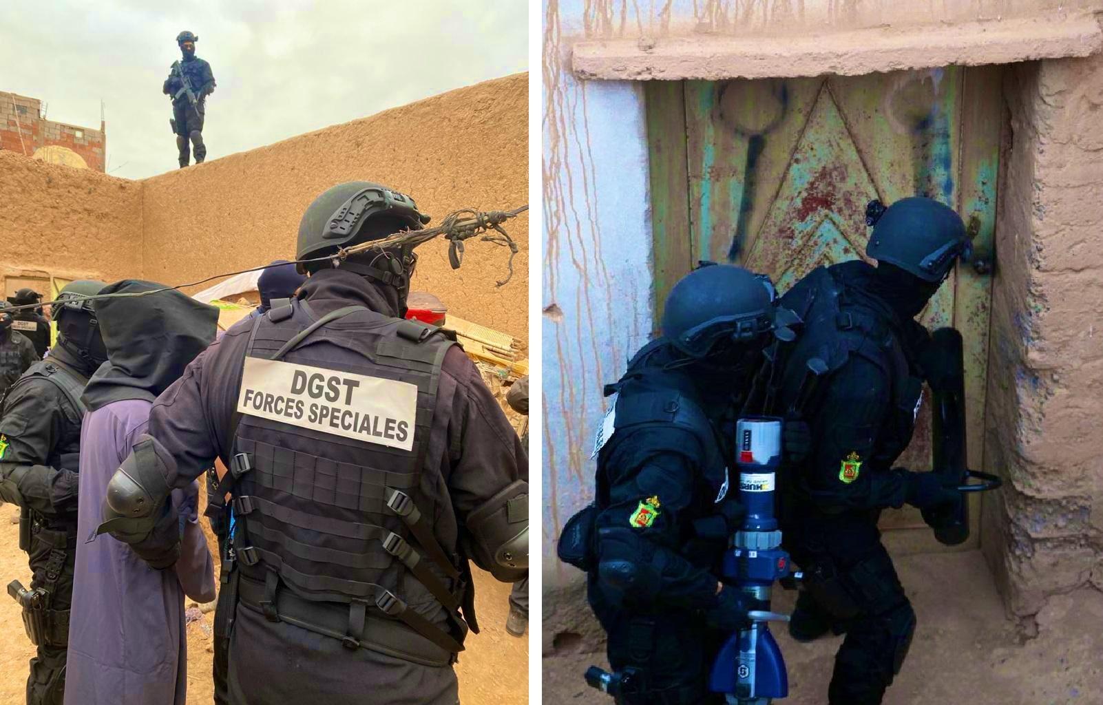 Marrakech-Safi: une nouvelle cellule terroriste tombe dans les filets du BCIJ