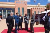 En images : Arrivée du premier vol de Royal Air Maroc, reliant Paris à Dakhla