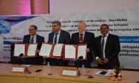 L'ENCG, le HCR et l'AMAPPE partenaires