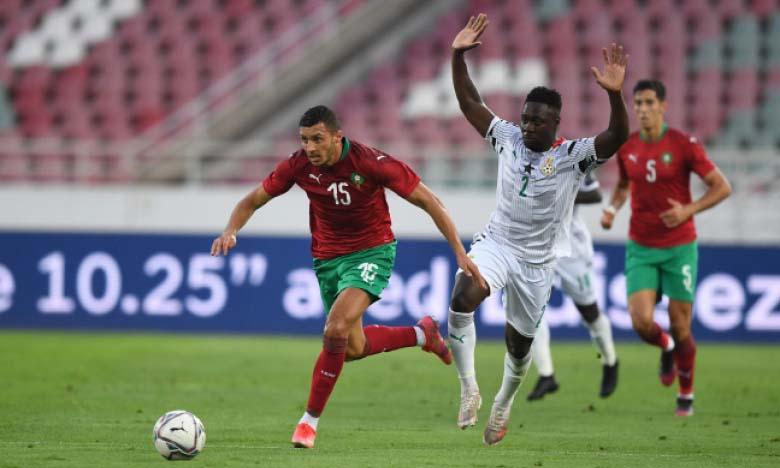 Une petite victoire pour les Lions de l'Atlas  face au Ghana et beaucoup d'incertitudes