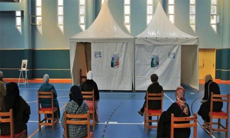 Les centres de vaccination ouverts dès le deuxième jour de l'Aid Al Adha