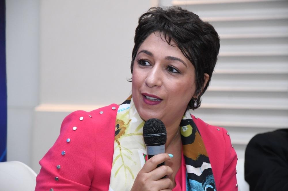 Zakia Hajjaji, directrice ressources humaines chez Orange Maroc