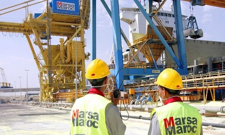 Suspension de cotation pour Marsa Maroc