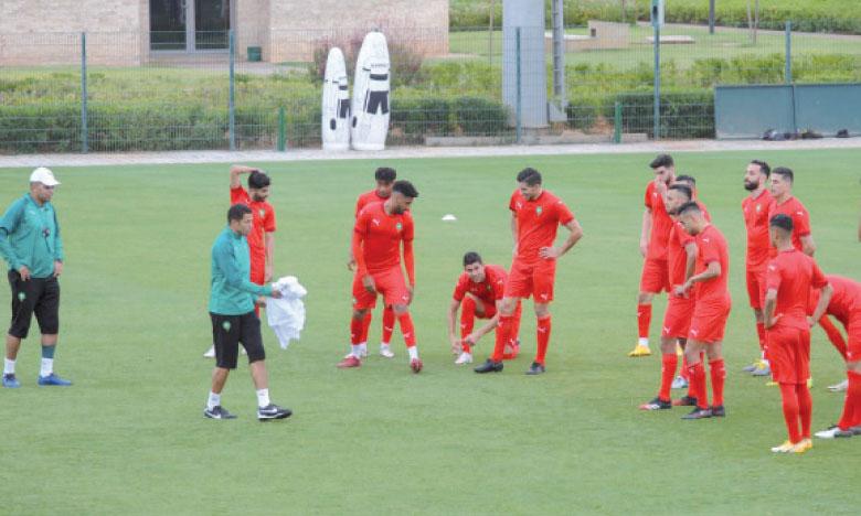 La sélection nationale des joueurs locaux sera en stage juste après la fin de la Botola.