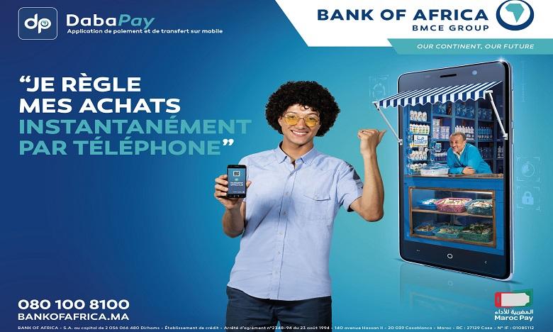 Bank Of Africa déploie «DabaPay Pro» auprès des commerçants