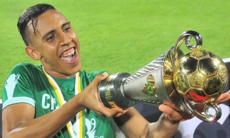 Soufiane Rahimi dans le viseur du club émiratis d'Al Aïn