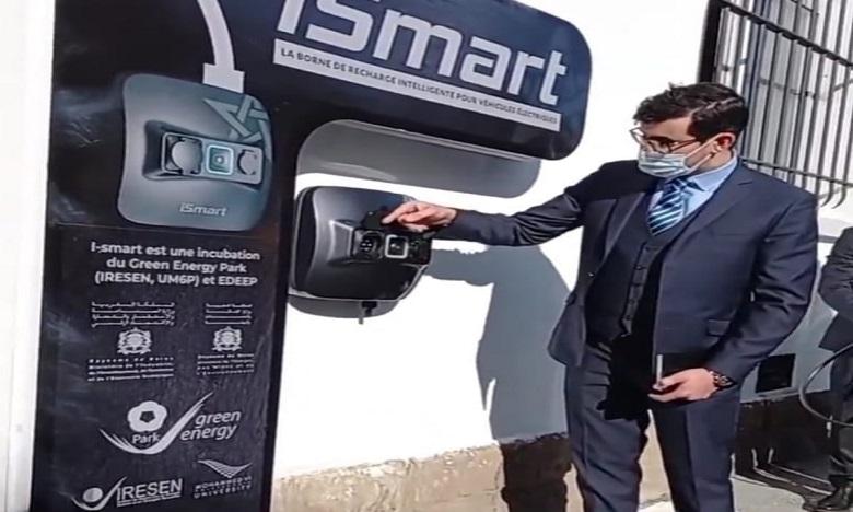 Yoom installera les bornes électriques i-Smart produites par Green Energy Park