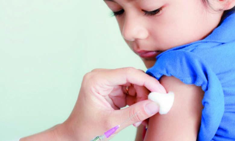 La pandémie Covid-19  a eu un impact négatif  sur la vaccination des enfants