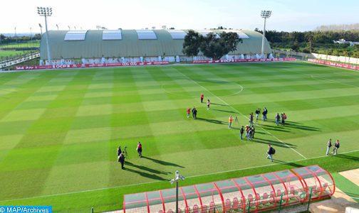 Football: L'équipe nationale U23 en stage de préparation à Maâmoura