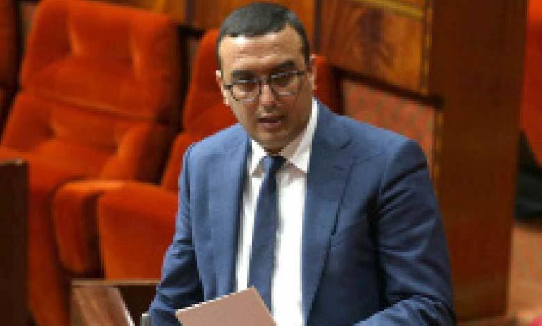 Mohamed Amekraz : 60 % des objectifs ont été atteints