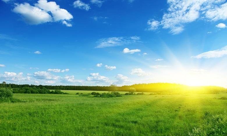 Météo : Ciel clair et temps chaud en jour de l'Aïd