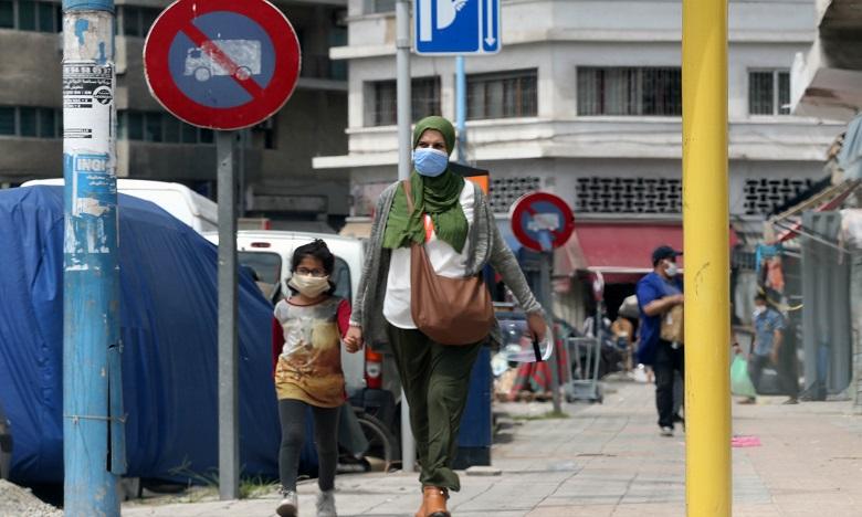 Covid-19/Maroc : 5.494 nouveaux cas d'infection et 23 décès en 24h