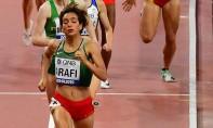 Avec un chrono 2 min 00 sec 96, Arafi Rababe a fini troisième de la 5e série qualificative. Ph :  AFP