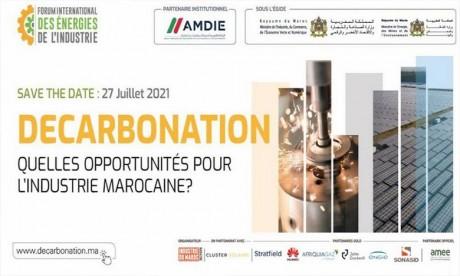 Le FIEI vient pour répondre aux préoccupations soulevées au sein de la communauté des industriels marocains relatives, d'une part, à l'exigence de la décarbonation qu'instaure le Mécanisme d'ajustement carbone aux frontières (MACF) de l'Europe. Ph : DR
