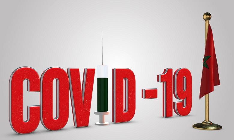 Covid-19 : 2.205 cas confirmés en 24H, plus de 12 millions de primo-vaccinés