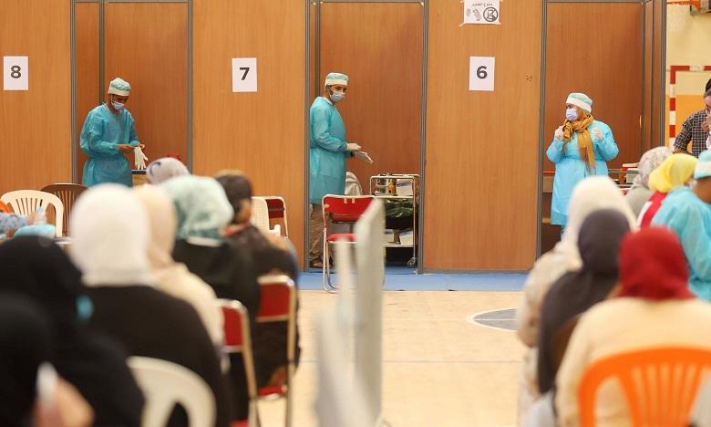 Le Maroc officialise l'élargissement de la vaccination aux 25 ans et plus