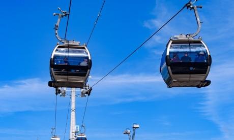 Tanger se dotera du premier téléphérique au Maroc,  dès 2024