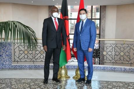 Le Malawi ouvrira son consulat à Laâyoune