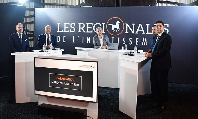 Pour la dernière escale, les débats ont permis de mettre l'accent sur les opportunités d'investissement dans la région de Casablanca-Settat.Ph. Sradni