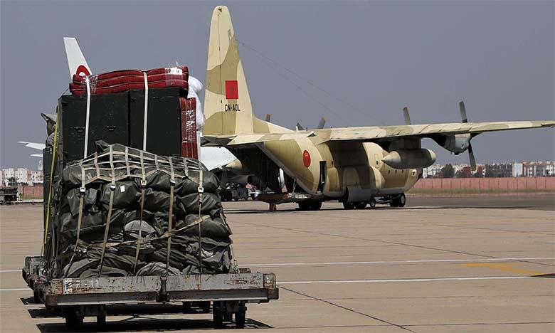 Sa Majesté le Roi donne ses Hautes Instructions pour l'envoi d'une aide médicale d'urgence à la Tunisie