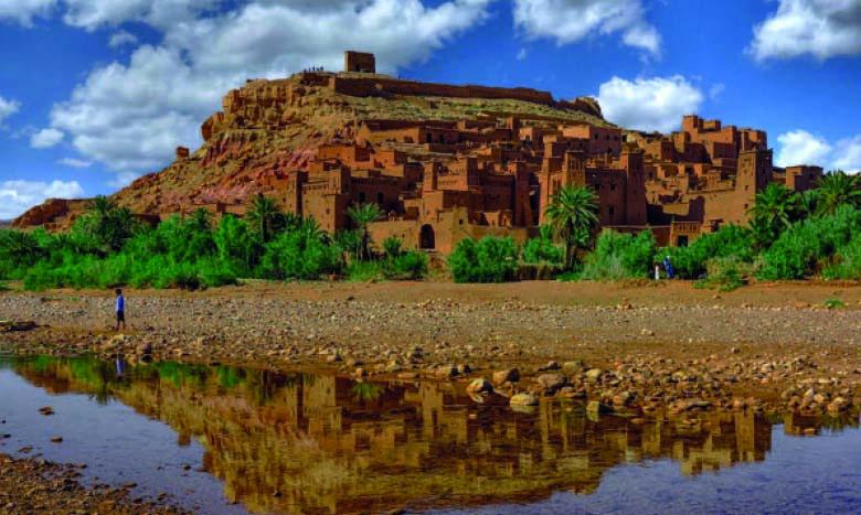 Une délégation de la  Fédération des juifs du Maroc en visite à Ouarzazate