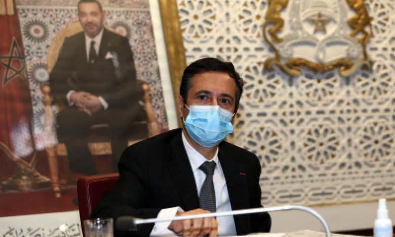 Mohamed Benchaâboun : «Le Maroc retrouvera ses performances économiques à l'horizon 2022»
