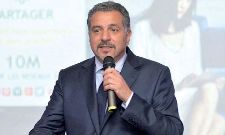 Hamid Bentahar et son binôme ont été élus à 139 voix pour 141 exprimées.