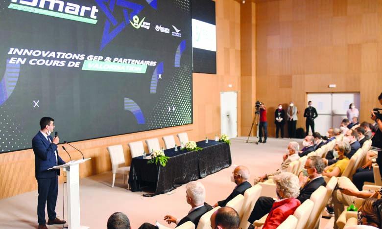 «iSmart», de l'écosystème  d'innovation à la production