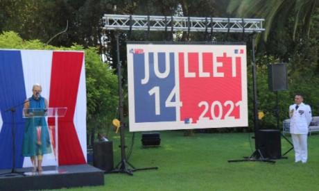 Une série d'événements à l'occasion de la Fête nationale française