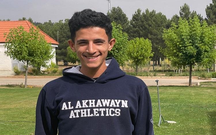 Un étudiant d'Al Akhawayn aux Jeux olympiques de Tokyo