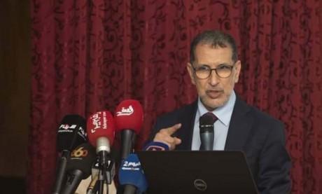 Saad Dine El Otmani dénonce une «fourberie électorale» et une «violence juridique»