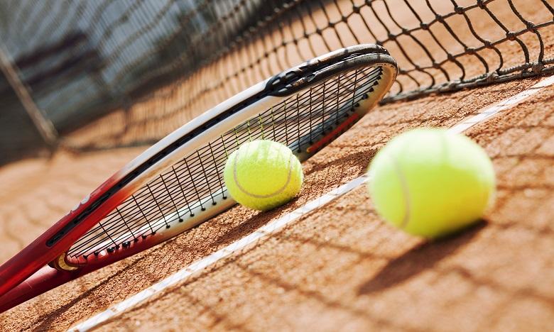 Tennis : six joueurs de tennis marocains provisoirement suspendus