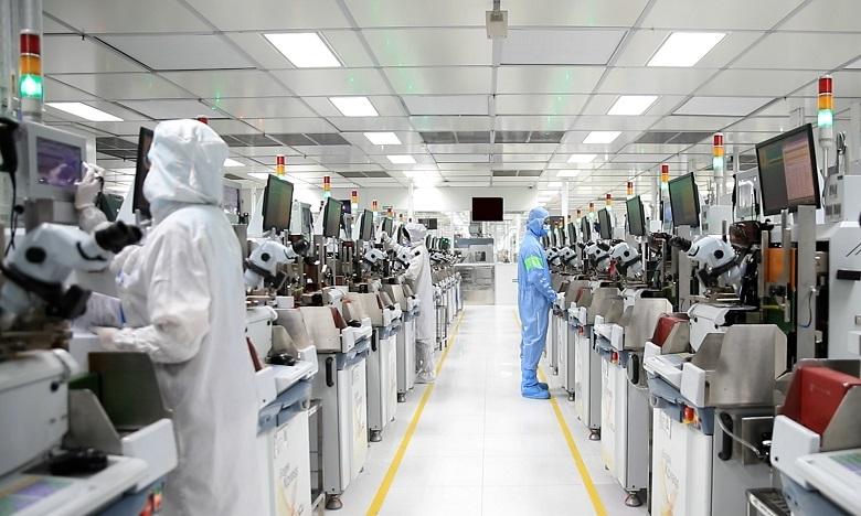 STMicroelectronics Bouskoura, une usine déjà dans le futur