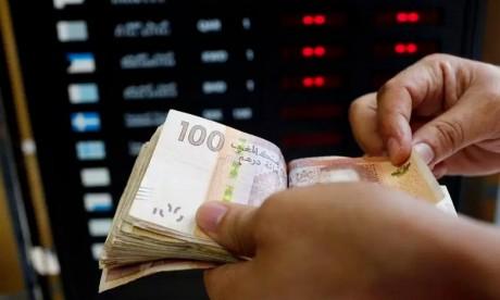 BAM : Le dirham s'apprécie de 0,20% face au dollar du 23 au 28 juillet