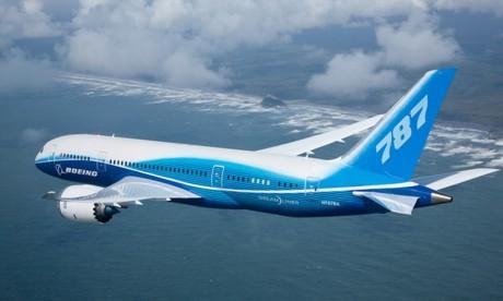 Boeing réduit la cadence de production du 787 après l'apparition de nouveaux problèmes
