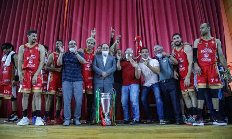 L'AS Salé sacrée championne du Maroc  pour la sixième fois consécutive