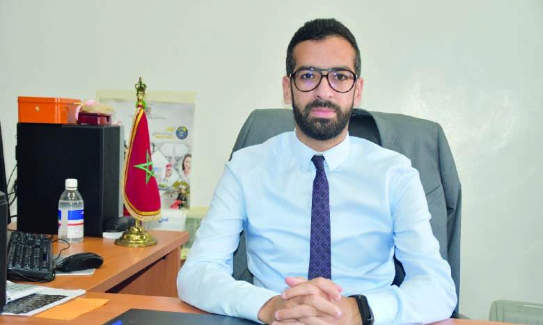 Karim Ben Amara, Chef du Service de la Mobilité durable et de l'innovation au ministère de l'Équipement, du transport, de la logistique et de l'eau.  Ph. Sradni