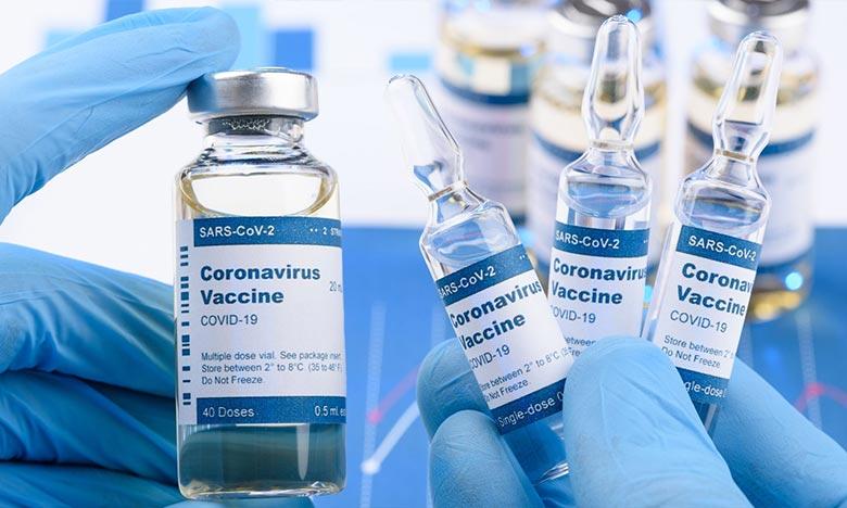 Covid-19 : 4 milliards de doses de vaccins administrées dans le monde