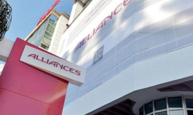 Alliances : Hausse de 51% des ventes au Maroc au premier semestre